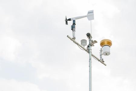 meteorology istrument  Standard-Bild
