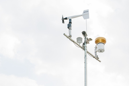 meteorology istrument  Reklamní fotografie