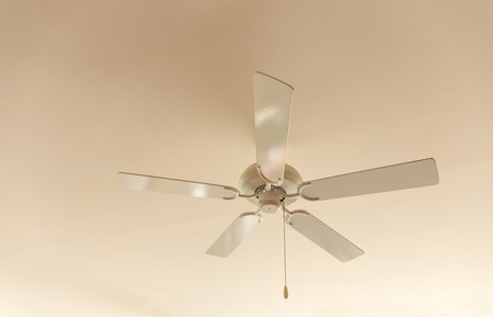 electric ceiling fan Reklamní fotografie