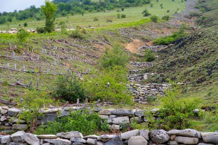 Preventing water erosion