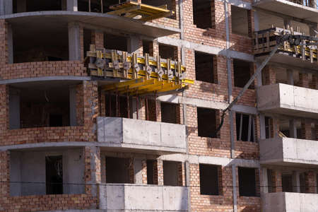 Build large residential buildings.