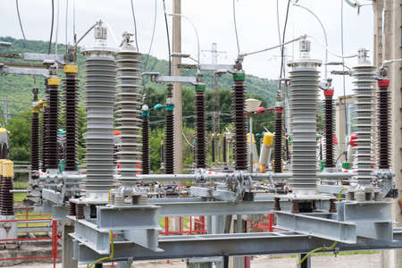 electricity price forecasts 스톡 콘텐츠