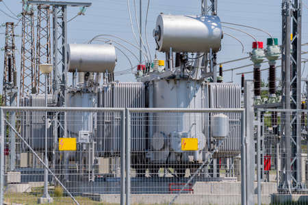 Peterson coil. Power Transformer.
