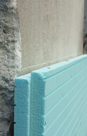Soundproofing and insulation with streriopor photo