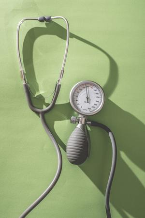 sphygmomanometer: Sphygmomanometer. Medical equipment