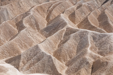 mudstone: Badlands Stock Photo