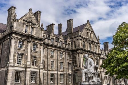 Dublin University, Ireland