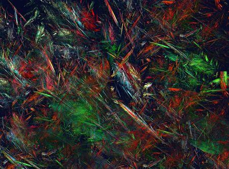 daubs: Abstract art mixed media grunge paint creative