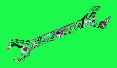 aftermarket: Auto spare parts items in wrench. New original equipment spare parts make wrench. Many auto spare parts wrench. OEM spare parts in wrench. Auto parts like wrench for aftermarket.