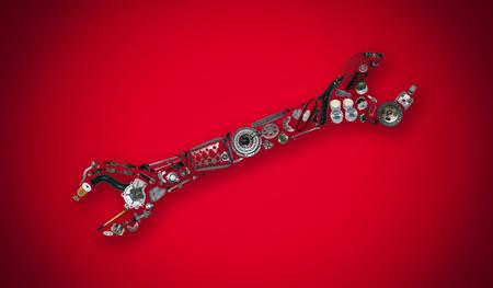 Auto repuestos artículos en la llave. Nuevos equipos originales piezas de repuesto hacen llave. Muchas piezas de piezas de automóviles llave. OEM piezas de repuesto en la llave. piezas de automóviles como llave para el mercado de accesorios.