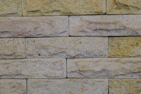 old brick wall: Background texture of stone wall close up.