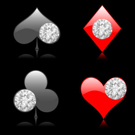 Casino symbol
