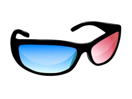 Stereo eyeglasses