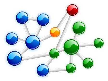 Colour molecule