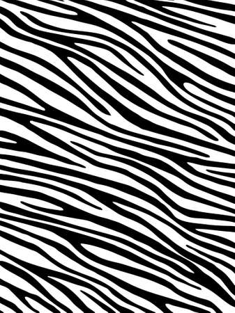 Zebra background Иллюстрация