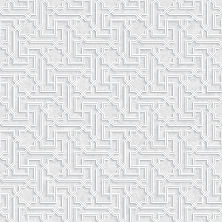white wallpaper: Geometric Pattern with Grunge Background, Light Gray and white Wallpaper, Vector Illustration