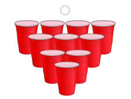 wasted: Beer Pong