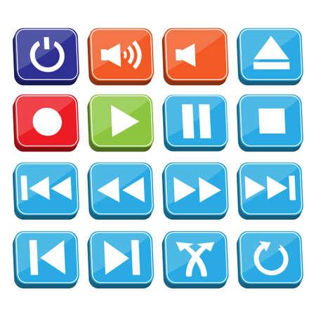 音楽ボタン セット