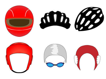 casco de moto: Deportes Sombreros 1