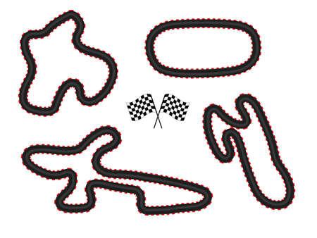 fast track: Race Tracks