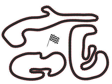chassis: Race Tracks