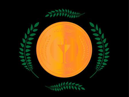awards ceremony: bronze medal
