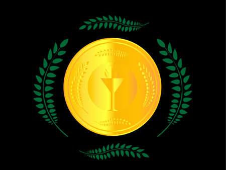 gold: Gold Medal