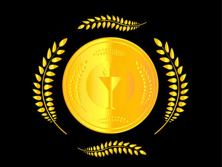 1 place: Medalla de Oro 2 Vectores
