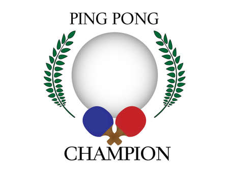 tischtennis: Tischtennis-Champion