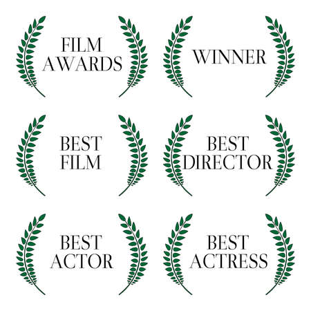 Film Winners 1 Vector