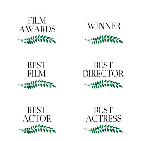 Film Festivals 3 Stock Vector - 21215031