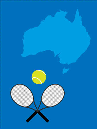 hard court: Tennis Map Australia