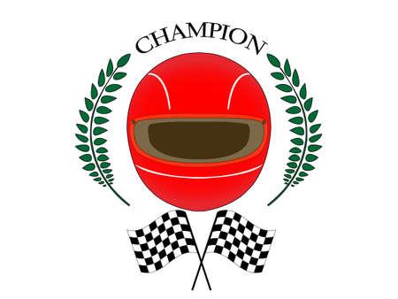 チャンピオンをレース