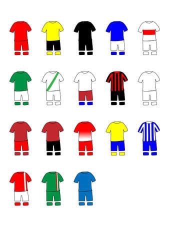 ドイツのリーグ クラブ キット 2013年 14 ブンデスリーガ