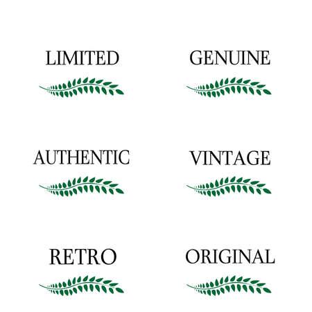 Vintage Seals 3 Stock Vector - 21214991