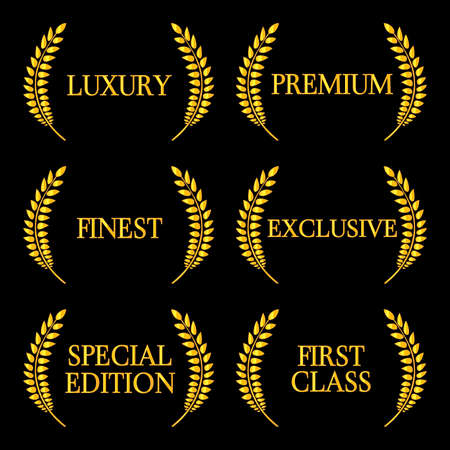 Luxury Seals 2 Vector