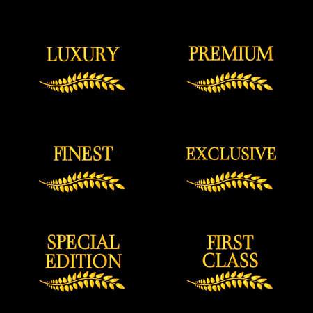 Luxury Seals