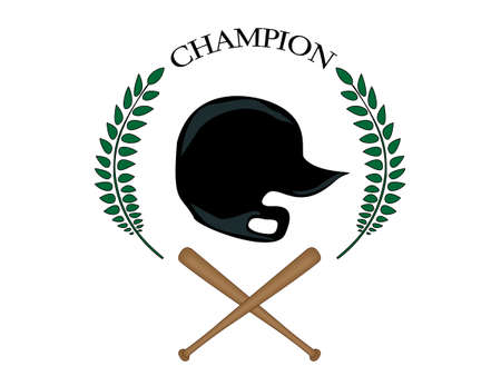 Baseball Champion Stock Vector - 23713197
