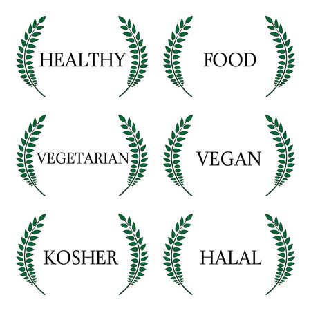 Healthy Food Laurels 1