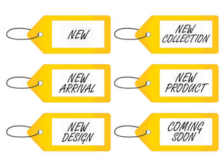 new arrivals: New Arrivals Tag 2 Yellow