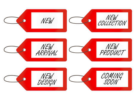 new arrivals: New Arrivals Tag 1 Red