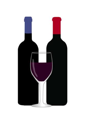 Wine Illustration 3