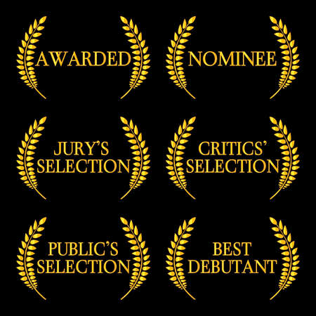 Film Awards and Nominations 2 Vector