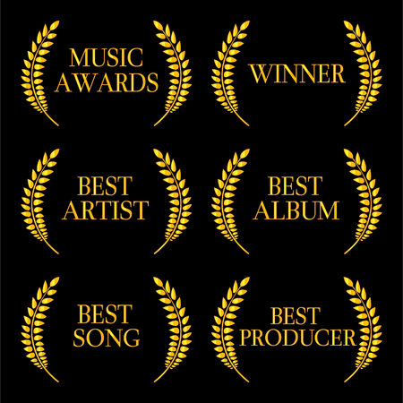 awarded: Music Awards Winners