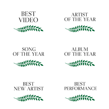 categories: Music Video Awards Categories 3
