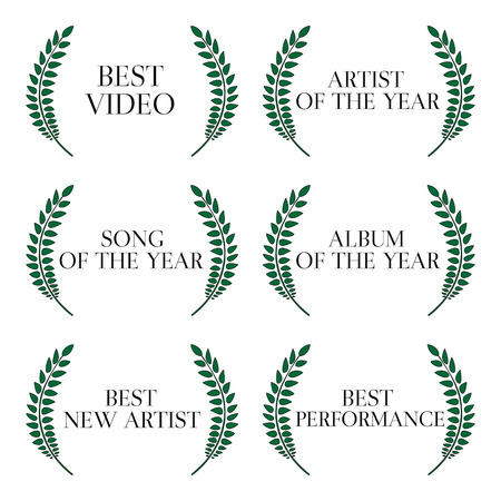 awarded: Music Video Awards Categor�as 1