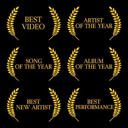awarded: Music Video Awards Categor�as 2