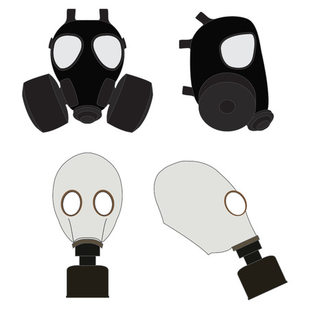 repression: Isolated Gas Masks