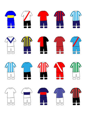 qualify: Argentinian League Clubs Jerseys