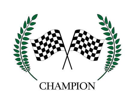 race winner: Racing Champion 3